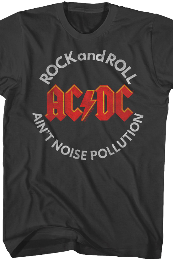 ACDC Noise Pollution T-Shirt