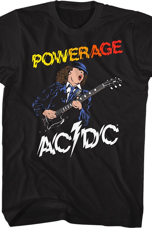 Powerage ACDC T-Shirt