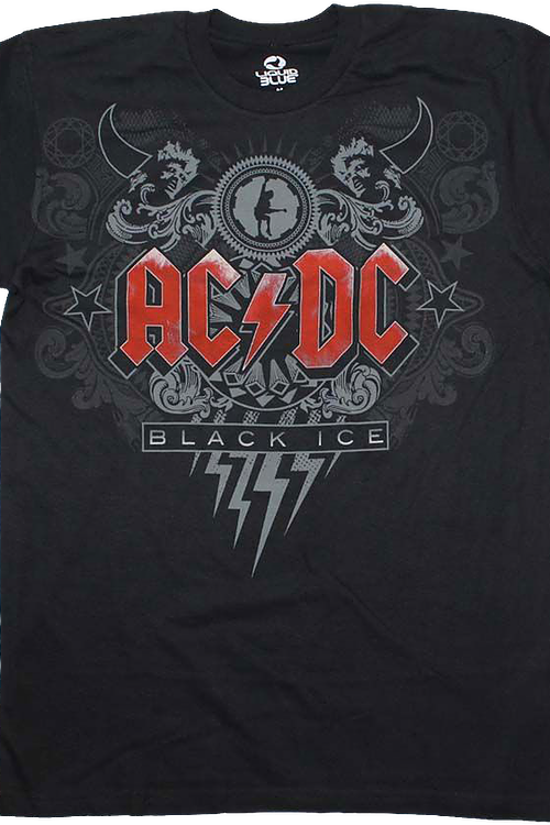 Black Ice ACDC T-Shirt