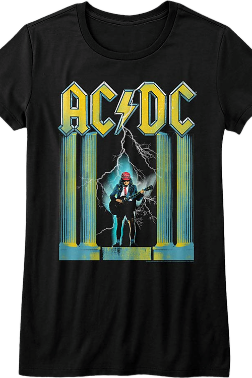 Junior Who Made Who ACDC Shirt