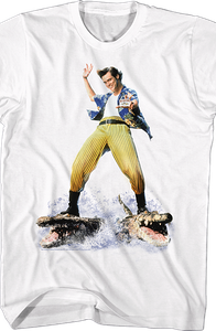 When Nature Calls Ace Ventura T-Shirt
