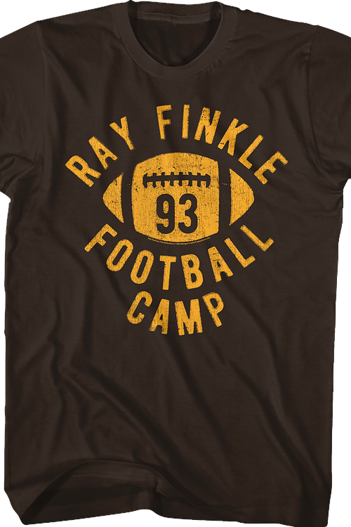 Ray Finkle Football Camp Ace Ventura T-Shirt
