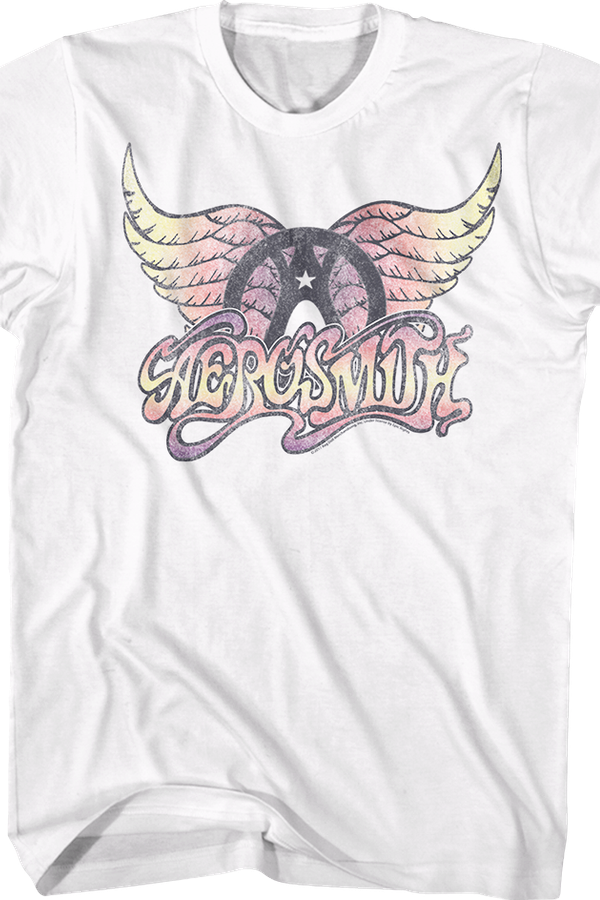 Logo Aerosmith T-Shirt