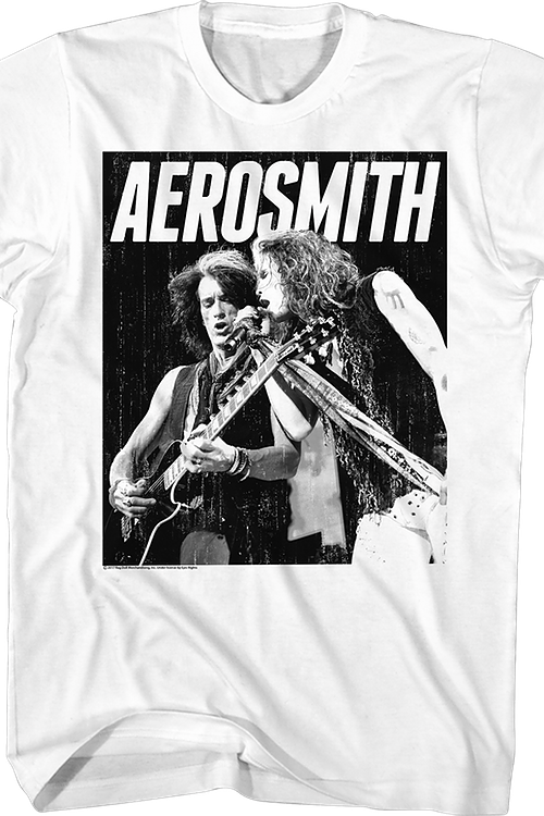 Toxic Twins Aerosmith T-Shirt