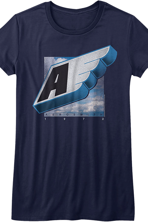 Junior Wing Logo Aerosmith Shirt