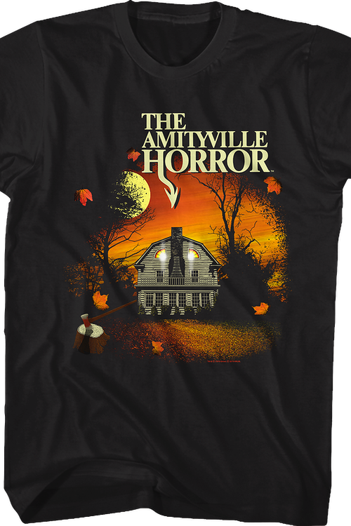 Moonlight Amityville Horror T-Shirt