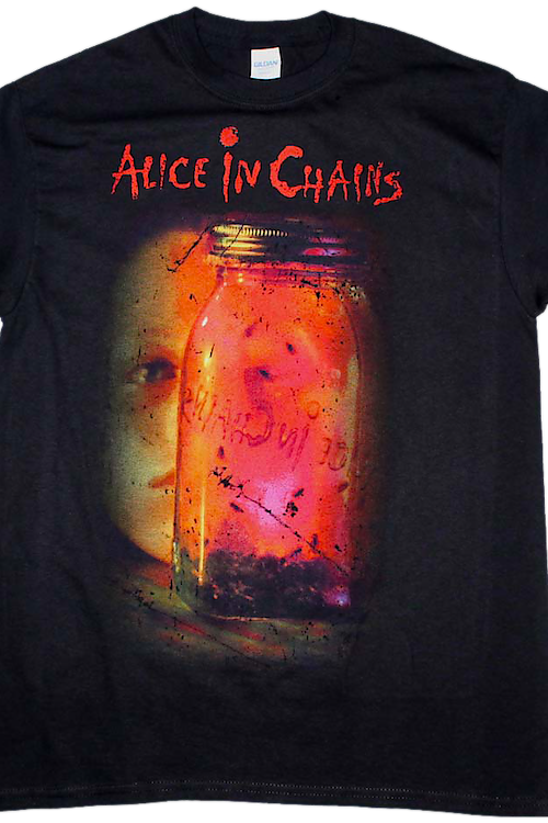 Jar Of Flies Alice In Chains T-Shirt