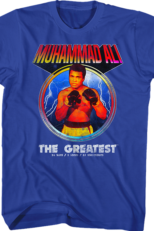 The Greatest Muhammad Ali T-Shirt