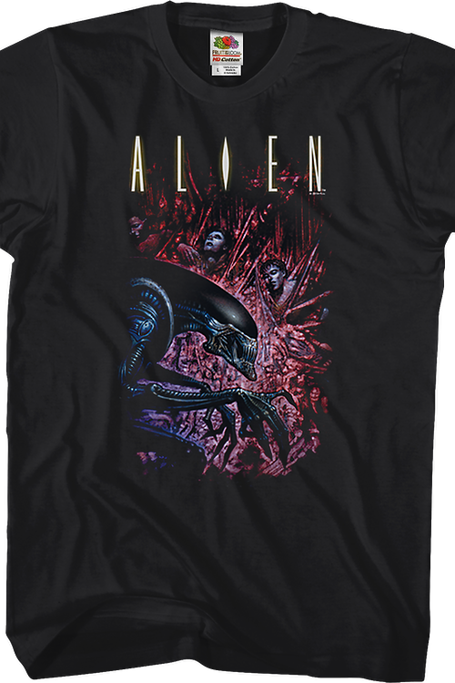 Victims Alien T-Shirt