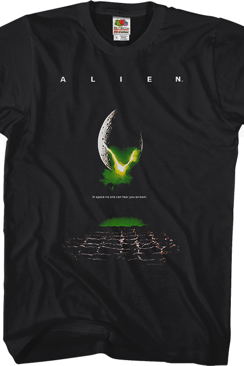 Movie Poster Alien T-Shirt