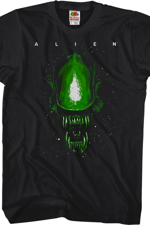 Outer Space Alien T-Shirt