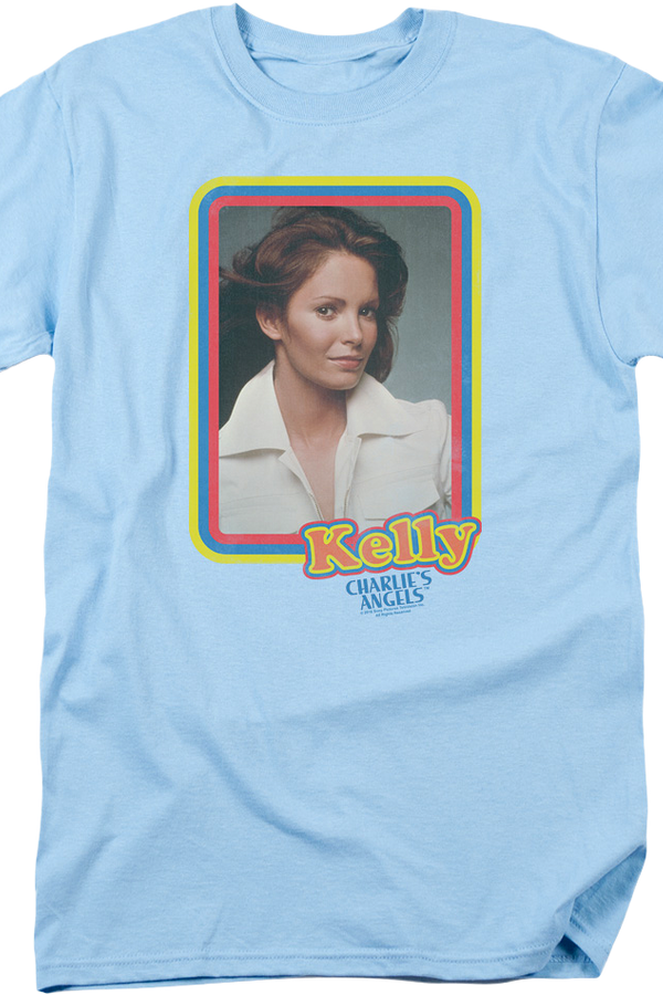 Kelly Charlie's Angels T-Shirt