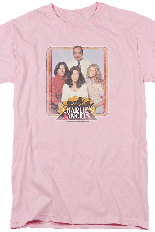 Cast Charlie's Angels T-Shirt