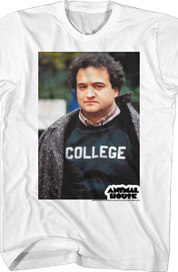 Bluto Photo Animal House Shirt