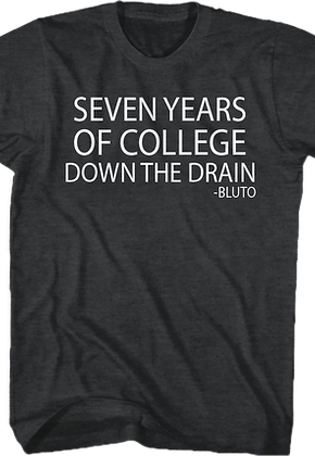 Seven Years of College Animal House T-Shirt