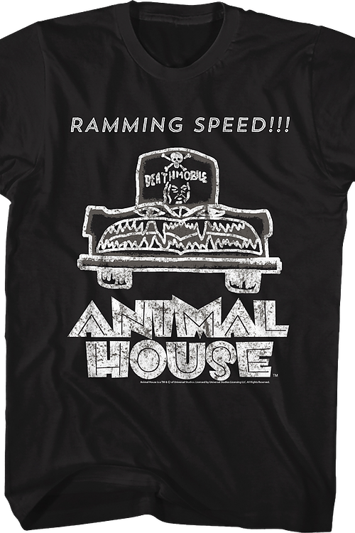 Deathmobile Animal House T-Shirt