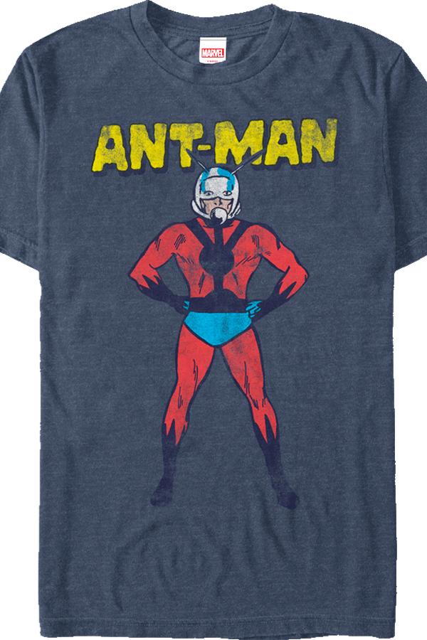 Marvel Ant-Man Pose T-Shirt