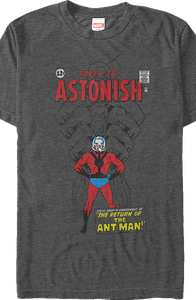 Marvel Ant-Man Tales To Astonish T-Shirt