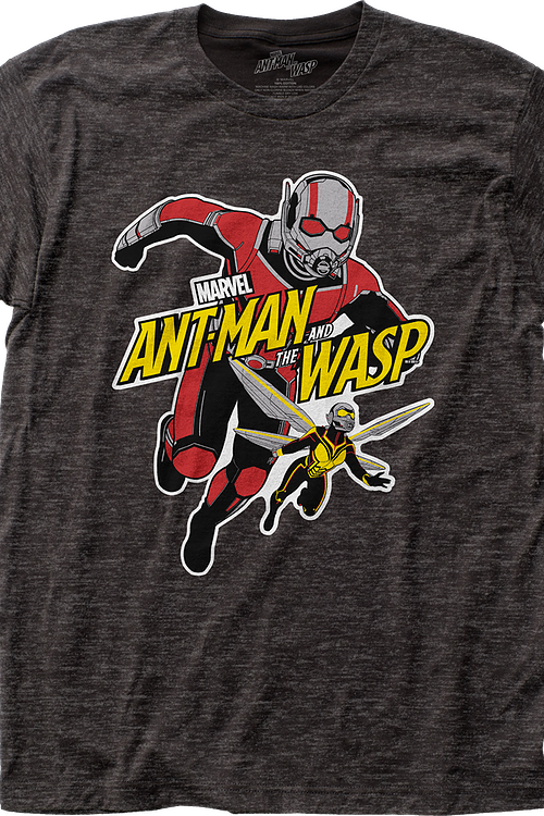 Ant-Man and the Wasp Marvel Comics T-Shirt