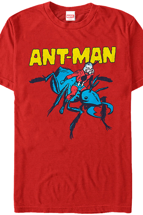 Astonishing Ride Ant-Man T-Shirt