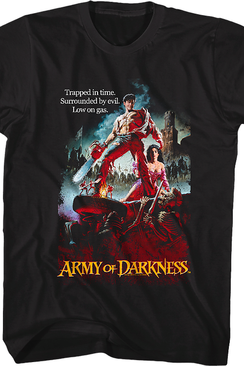 Theatrical Poster Army of Darkness T-Shirt