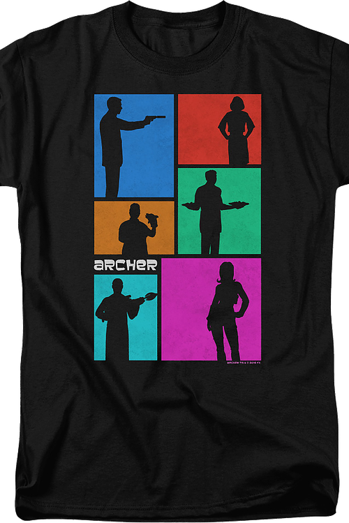 Silhouettes Archer T-Shirt