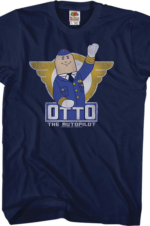 Airplane Otto T-Shirt