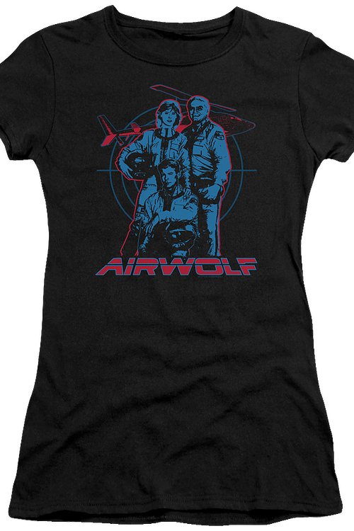 Junior Cast Airwolf Shirt