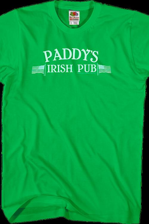 d07548b8 Paddys Irish Pub T-Shirt: It's Always Sunny In Philadelphia T-shirt