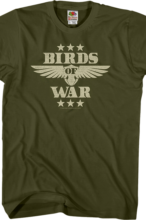 Birds Of War It S Always Sunny In Philadelphia T Shirt
