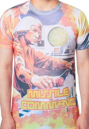 Missile Command Sublimation T-Shirt