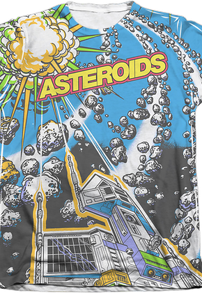 Asteroids Sublimation T-Shirt