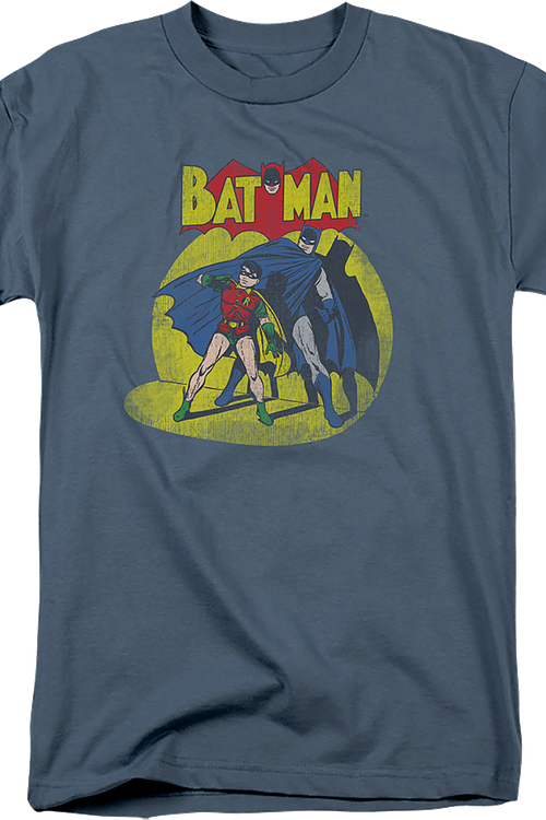 Sheldon's Batman and Robin Shirt