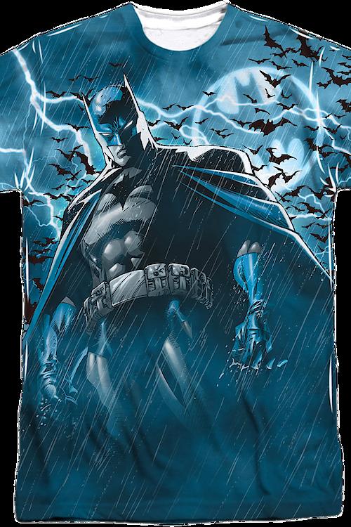 7a806eb472f9a Lightning Batman Shirt