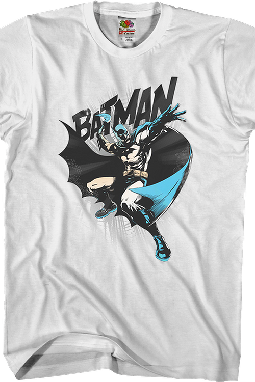 Jim Lee Caped Crusader Batman T-Shirt