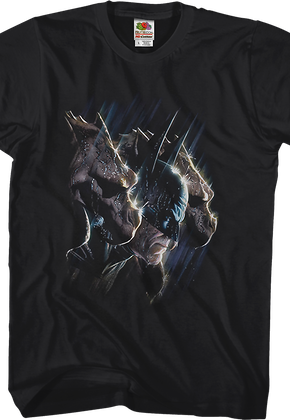 Alex Ross Grim Gargoyles Batman T-Shirt