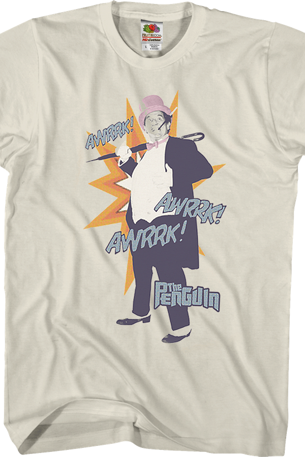 The Penguin Batman Television Series T-Shirt