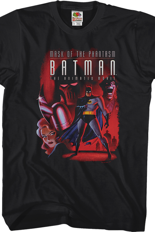Mask of the Phantasm Batman T-Shirt