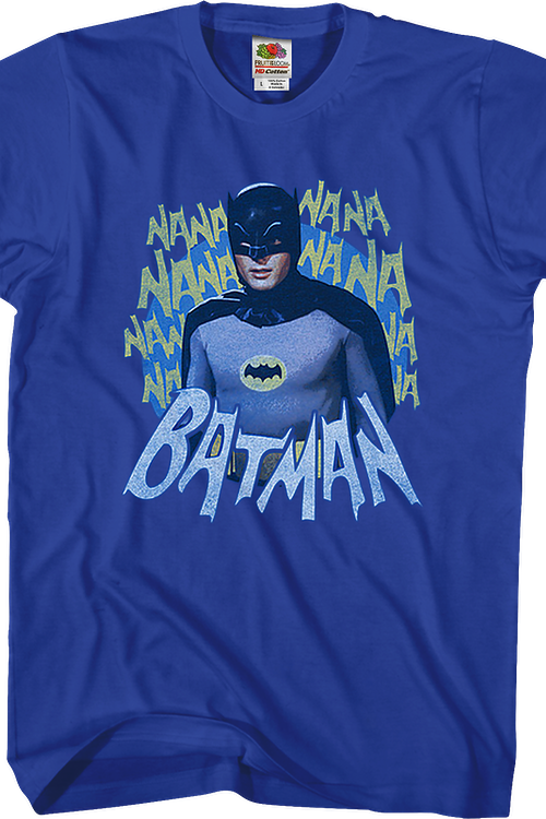 TV Series Theme Song Batman T-Shirt