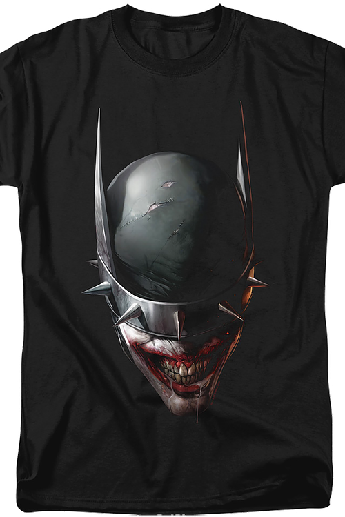 Smile The Batman Who Laughs DC Comics T-Shirt