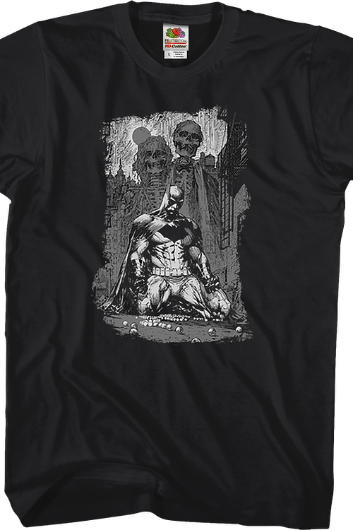 Skeletons Batman T-Shirt