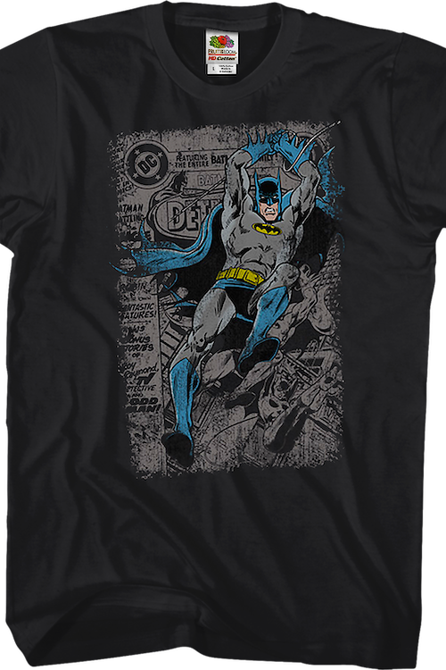 The Perils of Sergius Batman T-Shirt