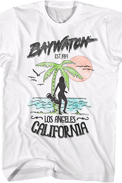 Los Angeles Baywatch T-Shirt