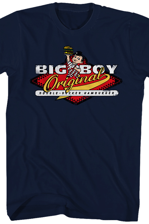 Original Bob's Big Boy T-Shirt