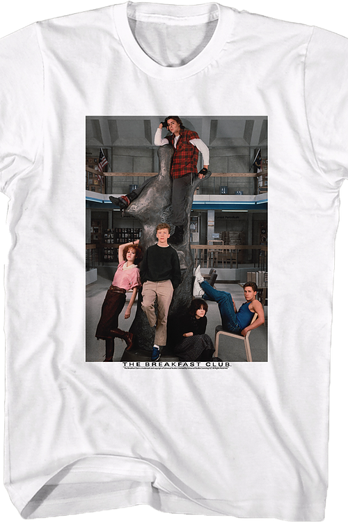 Cast Breakfast Club T-Shirt