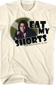 Eat My Shorts Breakfast Club T-Shirt