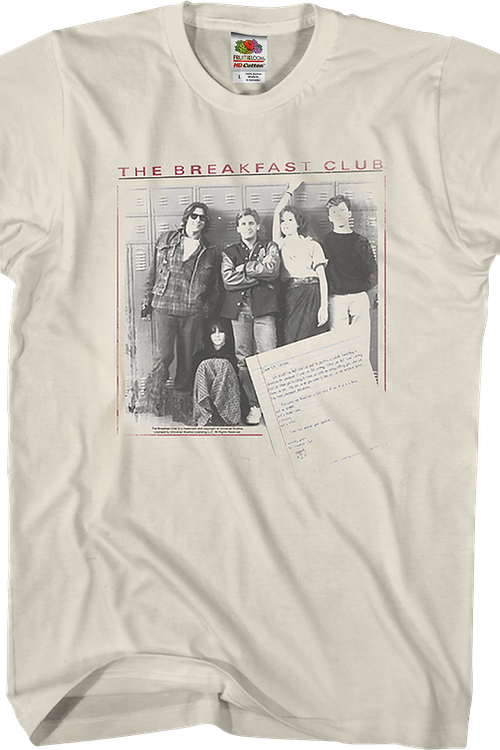 Essay Breakfast Club T-Shirt