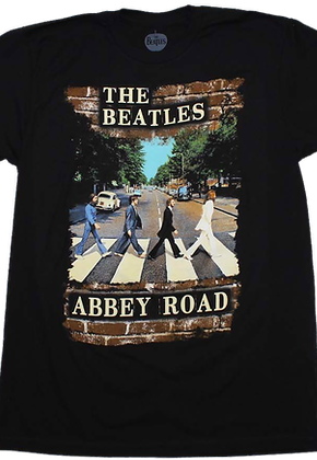 8b9ef8e606a4 Beatles T-Shirts - Officially Licensed Beatles T-Shirts!