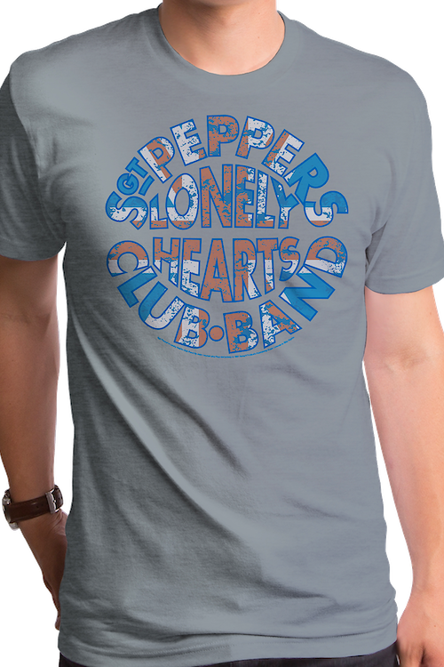 The Beatles Sgt. Pepper's Lonely Hearts Club Band T-Shirt