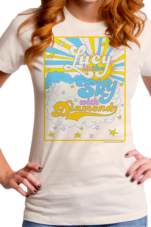 Junior Lucy In The Sky With Diamonds Beatles Shirt